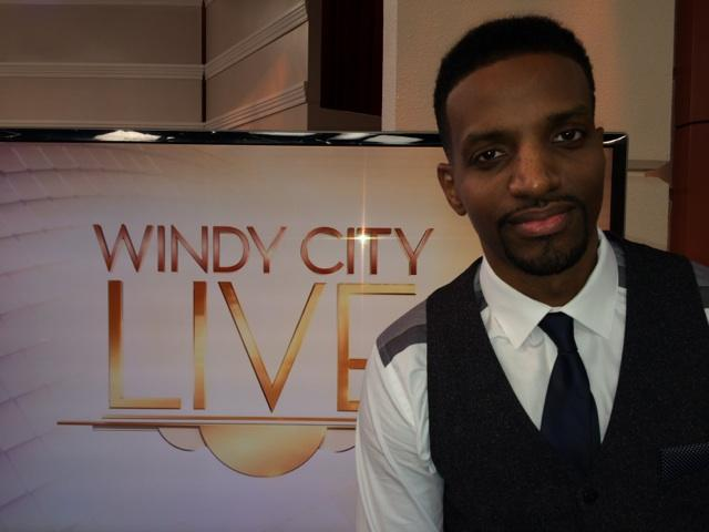 J. Ivy touches down at Windy City Live